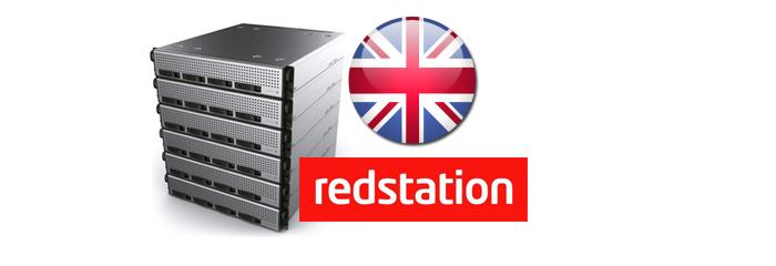سرور اختصاصی Redstation انگلیس