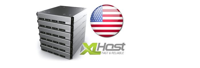 سرور اختصاصی XLHost آمریکا