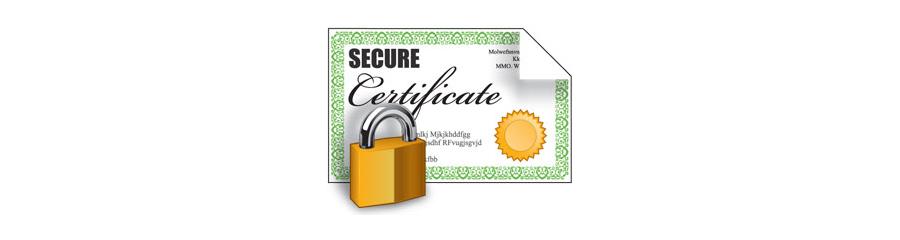 صدور گواهینامه SSL